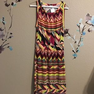 M by Missoni knit sleeveless dress 6